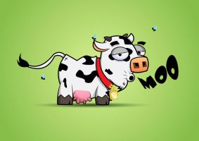 MOO COW by DanielFerencak