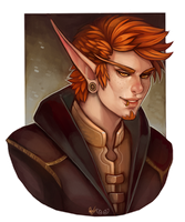 Baelfire - Commission by clover-teapot
