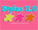 Styles 2.0 pack by CandyBiebs