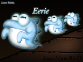 Eerie - Super Mario World by Tutan-Koopa