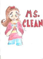 Young Ms. Clean by DeathlySilent