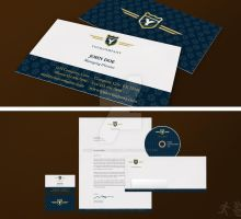 Classic Corporate Design by design-on-arrival