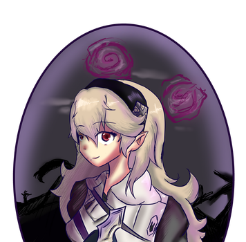 Corrin, Princess of Nohr by Draqualoon