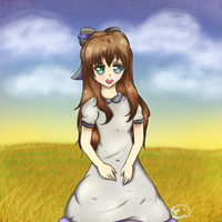 Country Girl by Rin-luver
