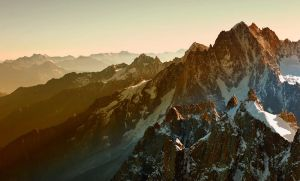 French Alps - Aiguille du midi by verolive