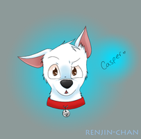 .:: my puppy ::. by renjin-chan