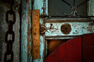 The doors I Used to Capture by Hermetic-Wings