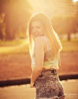 Smile in sunshine by florjacobs
