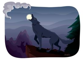 Wolf by meb85