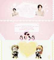 Happy 7th Anniversary with Soshi (Taeny) by ryeddh20