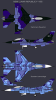 New Lunar Republic F 16's by lonewolf3878