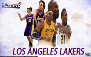 Los Angeles Lakers- Playoffs 2013 by pllay1