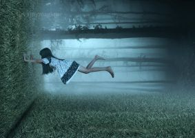 weightlessness by Creamydigital