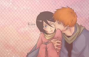Bleach: Kiss by wolf-zaa