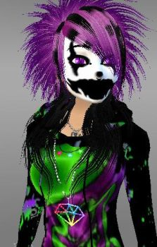 IMVU Juggalette by Vampirekisses69