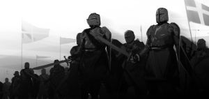 Heavy Infantry by greyhole