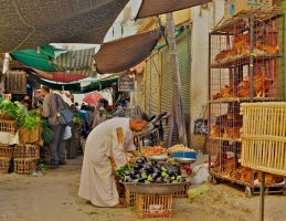 In the market by Nile-Paparazzi