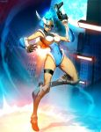 Mighty Switch Force by GENZOMAN