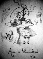 alice meets the caterpillar by ruby-misted-eyes