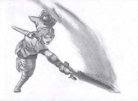 Link - Skyward Sword by foreverfornever740