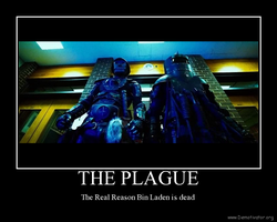 The Plague Demotivational by Sibbs00000