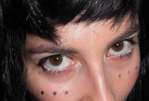 reference my natural eyes, no contacts by Angiepureheart