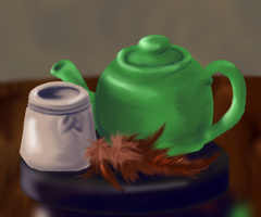 Tea For One by Rotzi