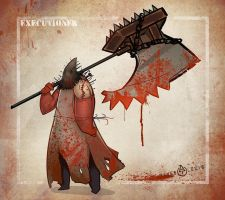 The Executioner by deadslug