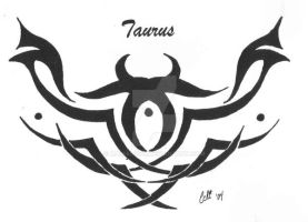Tribal Taurus by MamaLoco