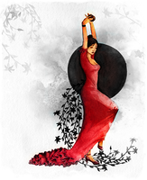 Collaboration | Flamenco by cevier
