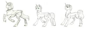 Preview: Equestrian Soldiers 2 by Earthsong9405