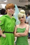 Anime Expo 2014 : Faces of Cosplay_0409 by JuniorAfro