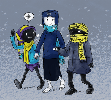 Winter Exiles by hootlord