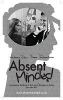 Absent Minded - poster 2 by TeaForOne