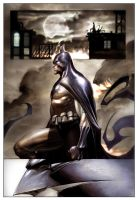 Batman Page_T by ryanbnjmn
