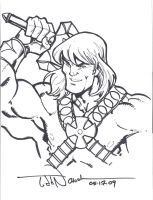He-Man by Todd Nauck by ComicBookArtFiend