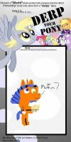 Purity gets Depred by MonstrousPegasister