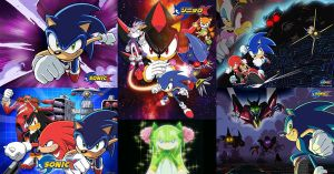 SonicXwallpaperCollection by SoraSkater
