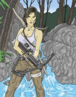 Tomb Raider Color No Watermark by PatrickOlsen