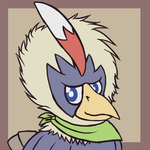 Stryker the Rufflet icon by J3rry1ce
