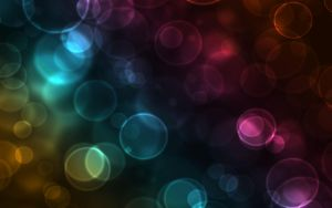 My 1st Digital Bokeh by SavageCharms