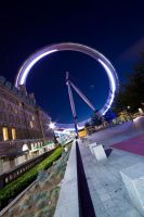 London Eye 3 by paweldomaradzki