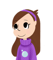 Mabel!! by WaterKeldeoPony