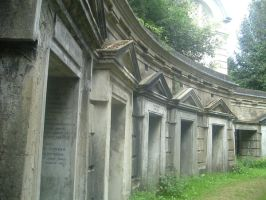 Cemetery 94 by Stock-Karr