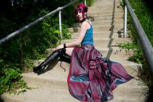 Punk, Steampunk that is... by bloomsinthenight