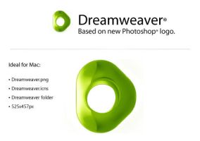 Dreamweaver Dock Icon by Nemed