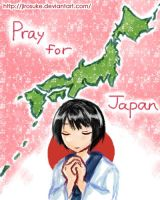 Pray for Japan... by Jirosuke