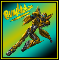 Bumblebee by Cryophase