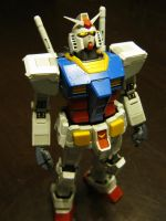 RX-78-2 ver3.0 by renegadecow