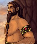 Mahal-father of stone by Rohavon